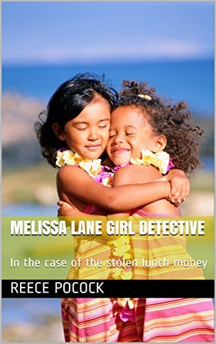 Melissa Lane Girl Detective